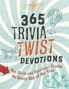 365 Trivia Twist Devotions eBook