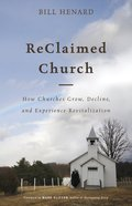 Reclaimed Church eBook