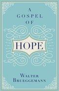 A Gospel of Hope eBook