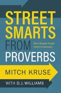Street Smarts From Proverbs eBook
