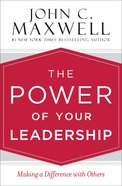 The Power of Your Leadership eBook