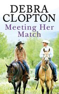 Meeting Her Match (Love Inspired Series) eBook