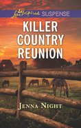Killer Country Reunion (Love Inspired Suspense Series) eBook
