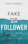 Fake Or Follower eBook