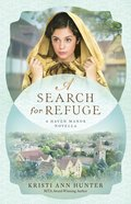 A Search For Refuge (Haven Manor Series) eBook