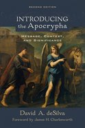 Introducing the Apocrypha eBook