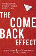 The Come Back Effect eBook