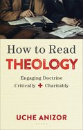 How to Read Theology eBook