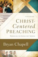 Christ-Centered Preaching eBook