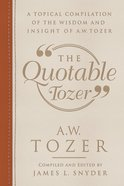 The Quotable Tozer eBook