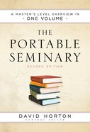 The Portable Seminary eBook