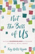 Not the Boss of Us eBook