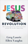 Jesus Revolution eBook