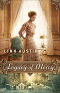 Legacy of Mercy eBook