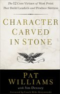 Character Carved in Stone eBook