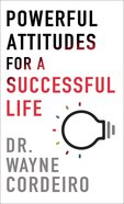 Powerful Attitudes For a Successful Life eBook
