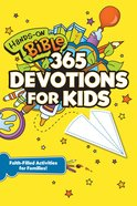 Hands-On Bible 365 Devotions For Kids eBook