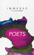 Poets (Immerse: The Reading Bible Series)