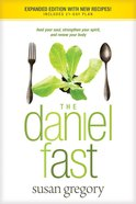 The Daniel Fast (With Bonus Content) eBook