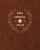 Bible Promises to Live By eBook