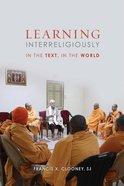 Learning Interreligiously eBook