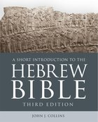 A Short Introduction to the Hebrew Bible eBook