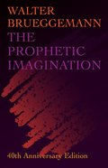 The Prophetic Imagination eBook