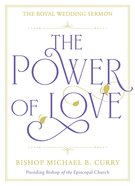 The Power of Love eBook