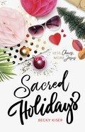 Sacred Holidays eBook