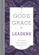 God's Grace For Leaders (God's Grace For You Series) eBook