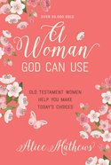 A Woman God Can Use eBook