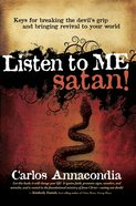 Listen to Me Satan! eBook
