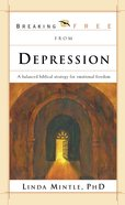 Breaking Free From Depression eBook