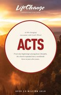 Acts (Lifechange Study Series) eBook