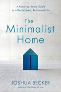 The Minimalist Home eBook