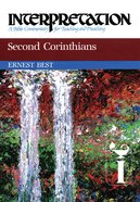 Second Corinthians (Interpretation Bible Commentaries Series) eBook