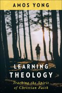 Learning Theology eBook