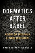 Dogmatics After Babel eBook