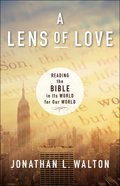 A Lens of Love eBook