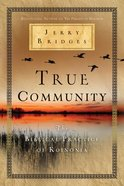 True Community eBook