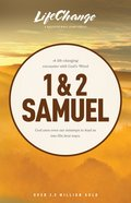 1 and 2 Samuel (Life Change Series) eBook