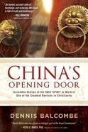 China's Opening Door eBook