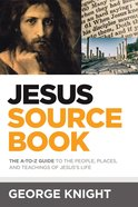 Our Daily Bread Jesus Sourcebook eBook