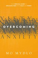 Overcoming Anxiety eBook