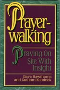 Prayer Walking eBook
