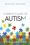 A Parent's Guide to Autism eBook