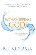 Worshipping God eBook