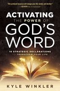 Activating the Power of God's Word eBook