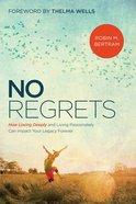 No Regrets eBook