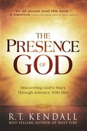 The Presence of God eBook